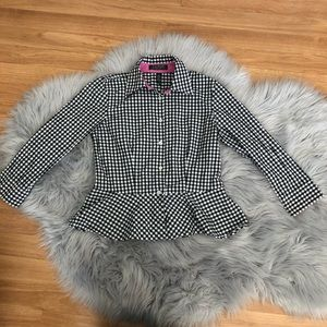 Lauren Ralph Lauren petite button up shirt